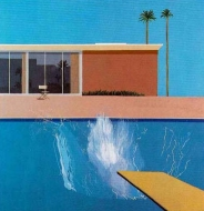 David Hockney\'s Bigger Splash